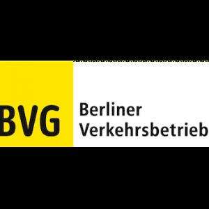 Logo der BVG