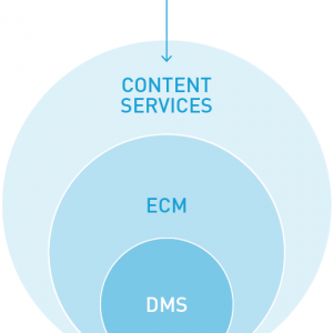 Content Services instead of ECM - this is the current change for companies