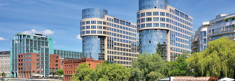 Firmensitz der Gewobag Wohnungsbaugesellschaft – eine Kundenreferenz der EASY SOFTWARE