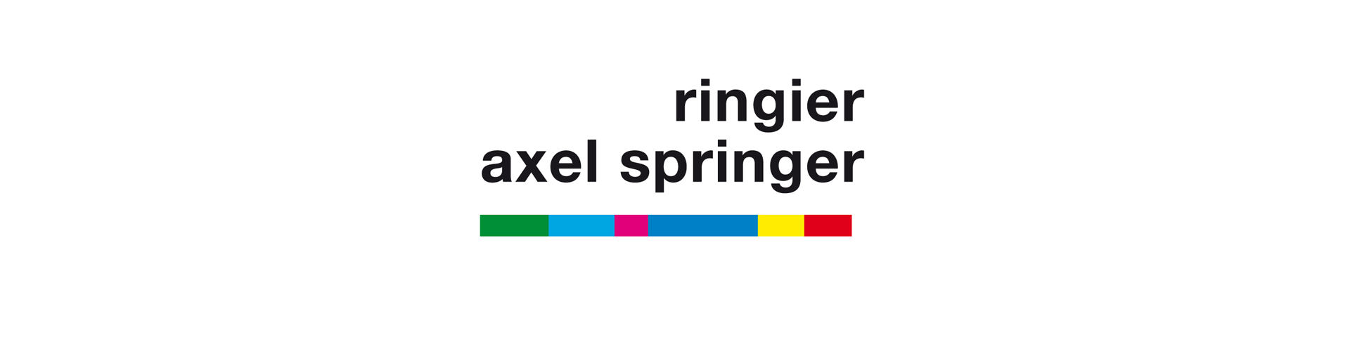 Header Ringier Axel Springer Media AG