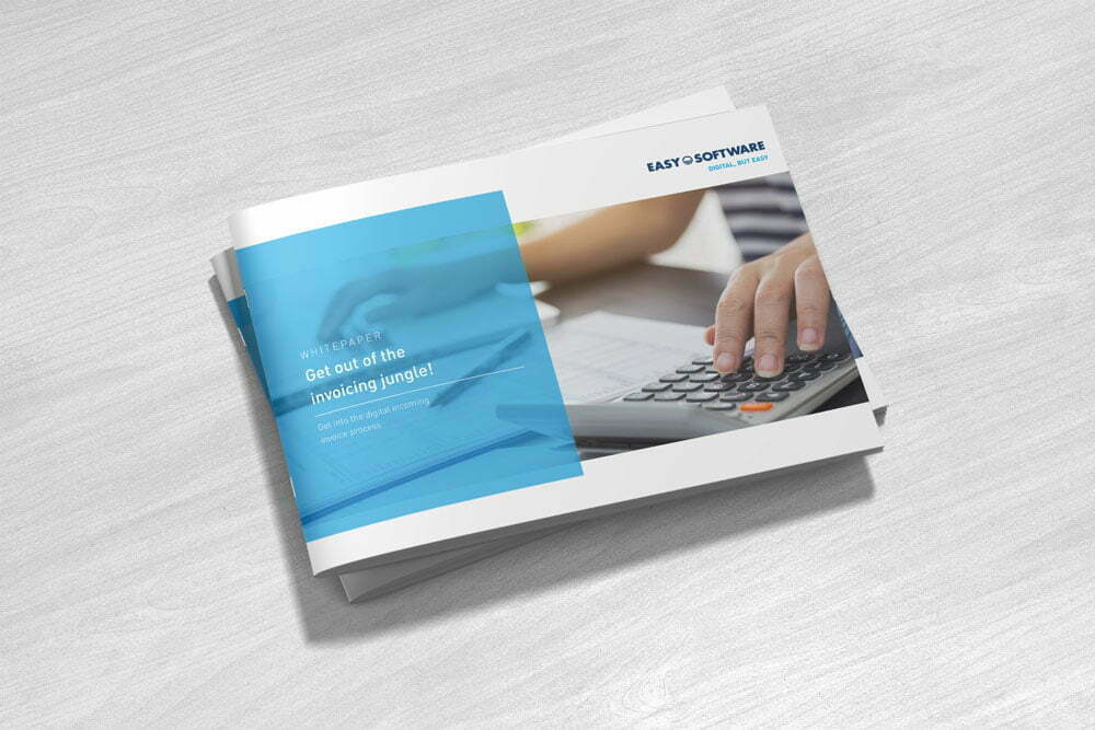 Whitepaper: The digital processing of incoming invoices