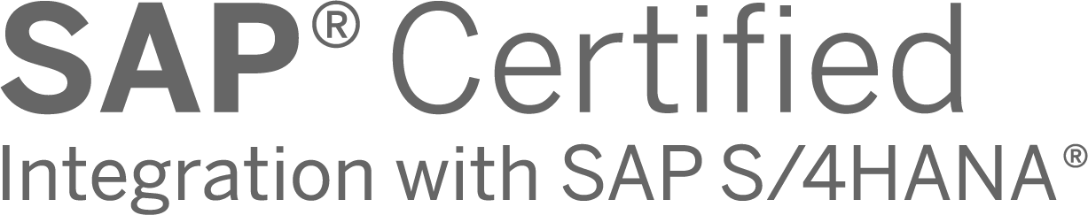 SAP Certified Integration with SAP S/4 HANA
