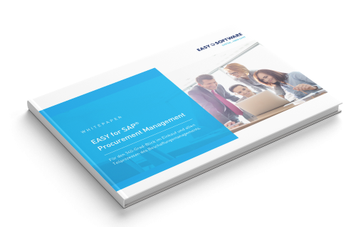 Whitepaper – EASY Procurement Management for SAP Solutions
