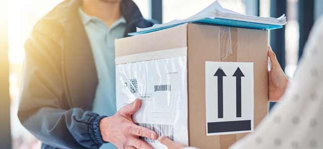 Im Wareneingang spielt die elektronische Bedarfsanforderung weiteres Optimierungspotential aus: Lieferschein und Rechnungen bekommen einen Kontext.