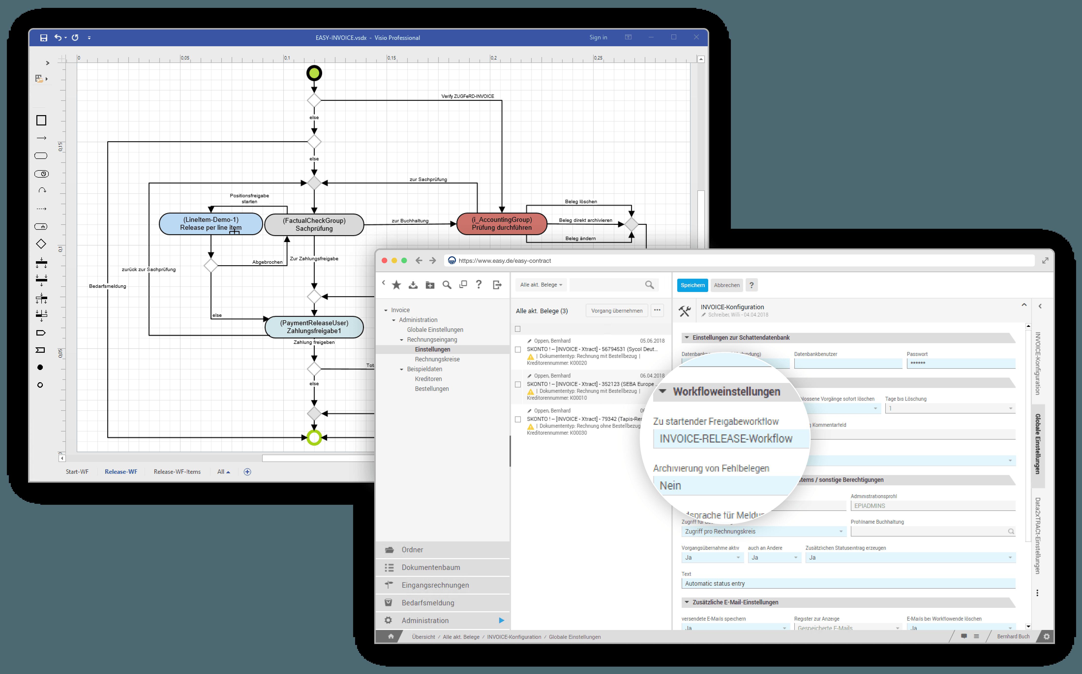 easy-dms-workflow–de-invoice