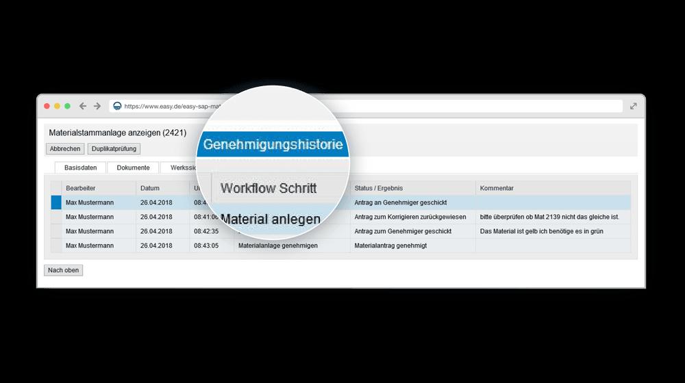 Vollautomatisiertes Material Management