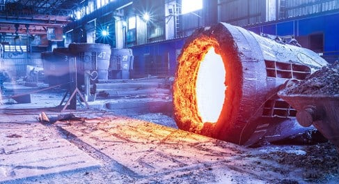 Service Request Management - Gang und geben in der Stahlindustrie
