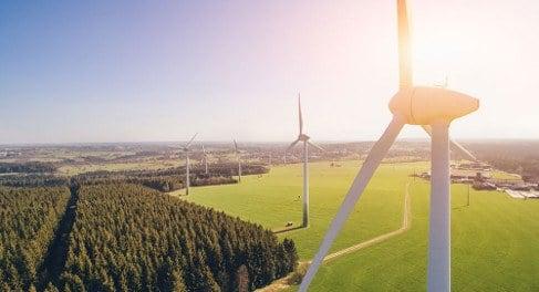 Ebenfalls bei Windkraftwerken beliebt – das Materialmanagement mit SAP