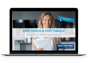 Webinar EASY Invoice & EASY Capture