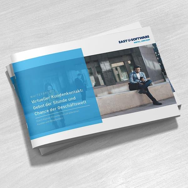 Whitepaper: Virtueller Kundenkontakt – Gebot der Stunde und Chance der Geschäftswelt