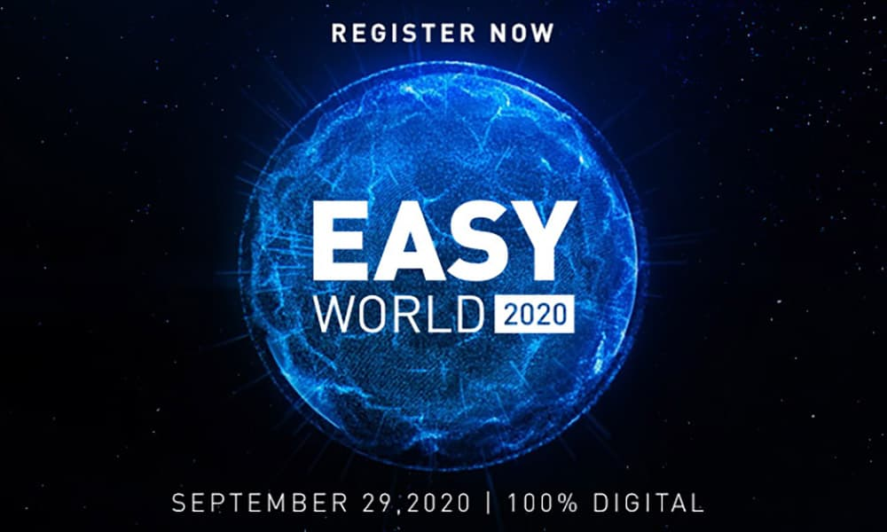 Global Teaser for EASY WORLD 2020