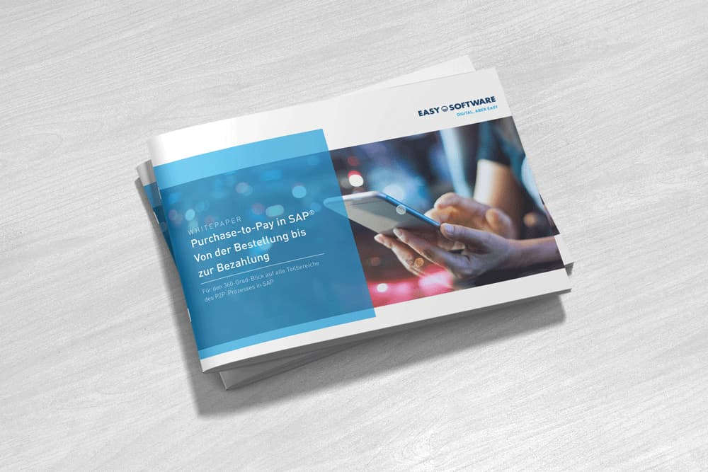 Whitepaper Purchase-to-Pay in SAP