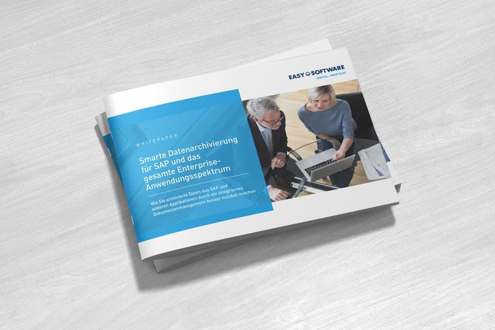 Whitepaper: Smarte Datenarchivierung für SAP und das gesamte Enterprise-Anwendungsspektrum