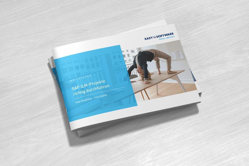 Whitepaper: SAP ILM-Projekte richtig durchführen - Volle Flexibilität trotz DSGVO