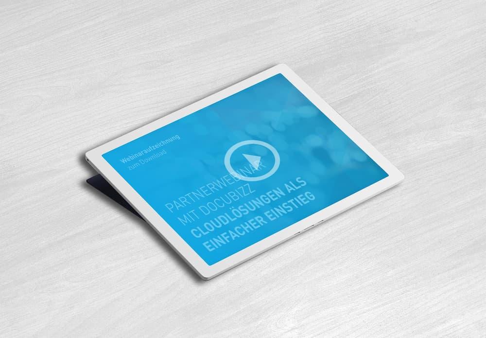 Webinar: Cloudlösungen als einfacher Einstieg in die Digitalisierung von Prozessen