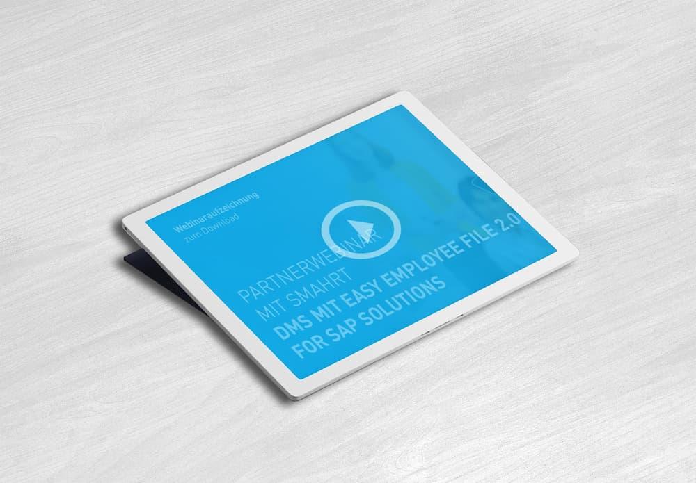 Webinar: DMS mit EASY Employee File 2.0 for SAP Solutions