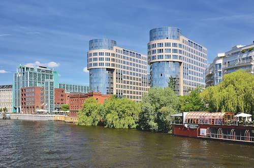 Gewobag Dienstgebäude Spreebogen