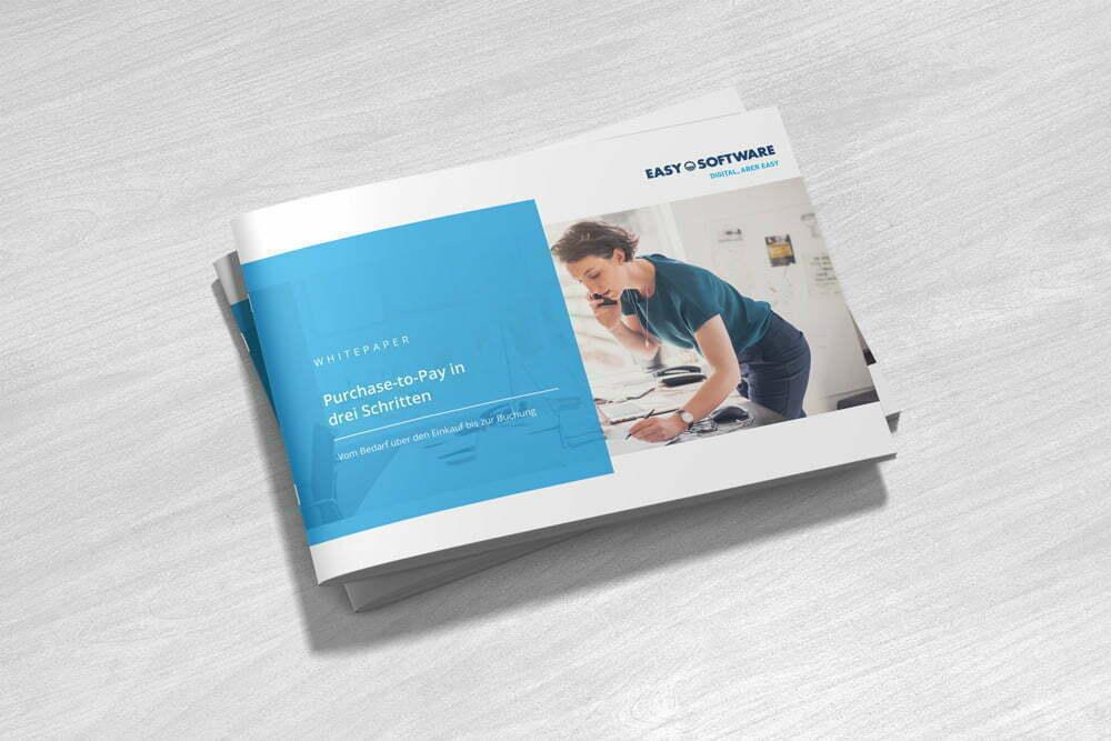 Whitepaper Purchase-to-Pay in drei Schritten