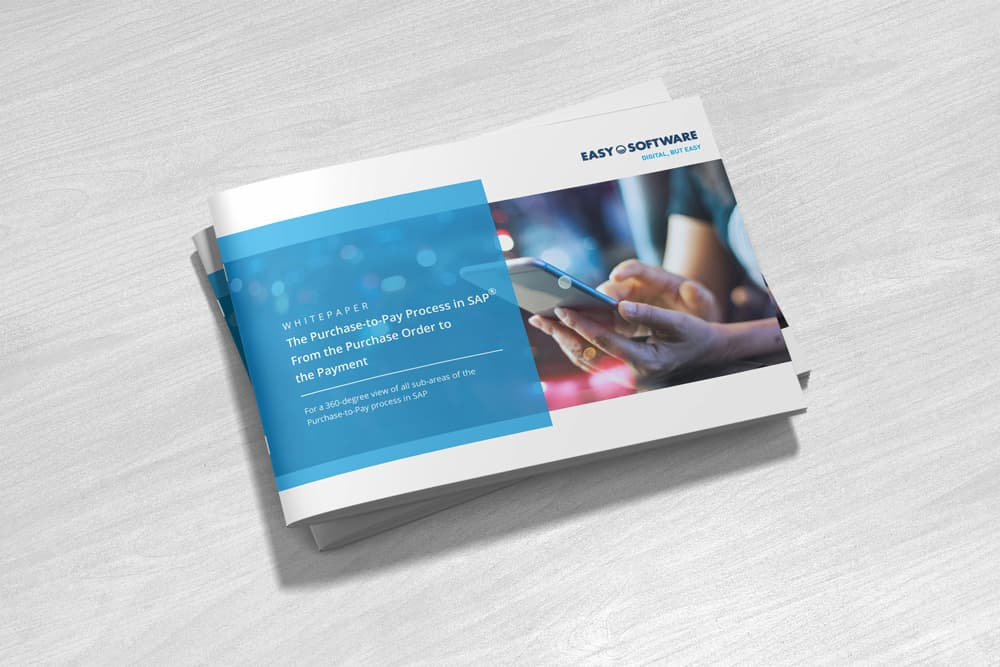 Whitepaper: The Purchase-to-Pay Process in SAP
